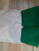 super zielone szorty