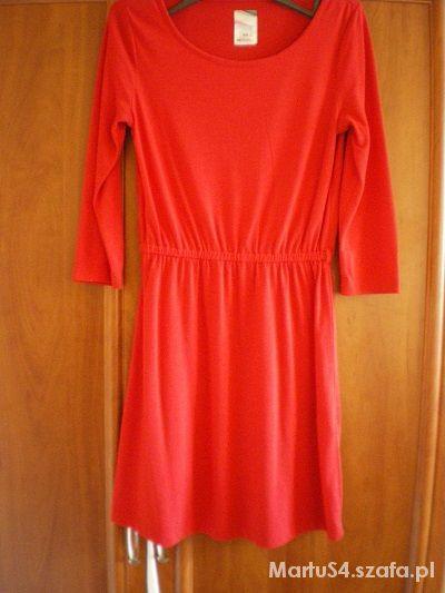 Suknie i sukienki Czerwona sukieneczka