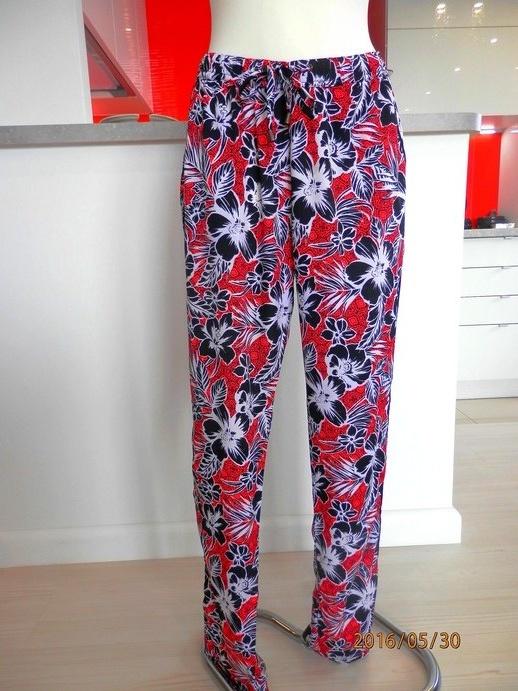 Spodnie Spodnie New Look Zwiewne Haremki Alladynki Chino L