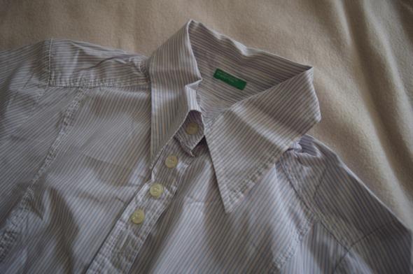 Koszule elegancka koszula w paseczki