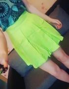 neonowa spódniczka Aliexpress