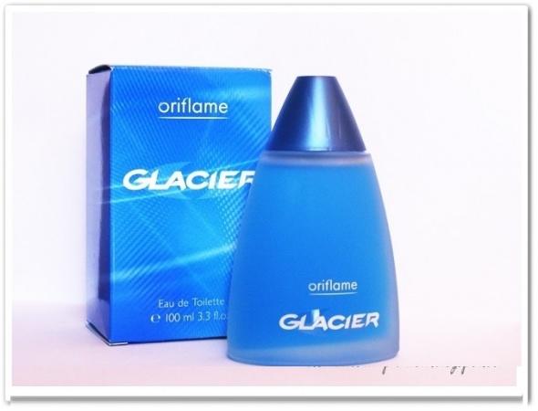 Perfumy Woda toaletowa Glacier Oriflame NOWA