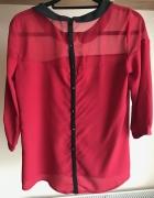 Czerwona koszula rozmiar 36