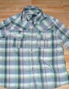 Koszula w kratę firmy Evie rozmiar XL