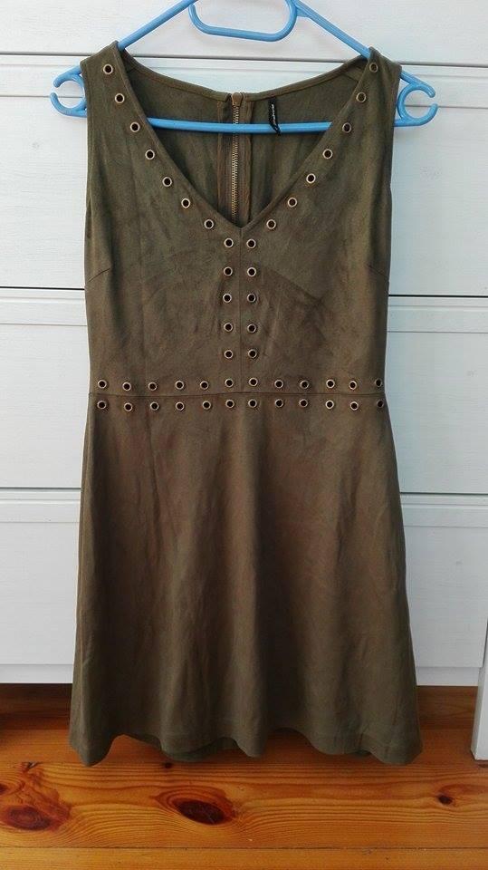 Suknie i sukienki Sukienka stradivarius S