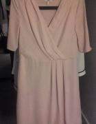 Mexx bladoróżowa sukienka...