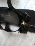 Oryginalne japonki meliski czarne Michael Kors
