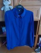 Granatowa koszula adL
