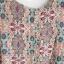 River Island luźna mini sukienka we wzory