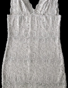 Szara Sukienka Sukienka Rebecca Stella