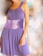 Piękna sukienka 40 42 nowa