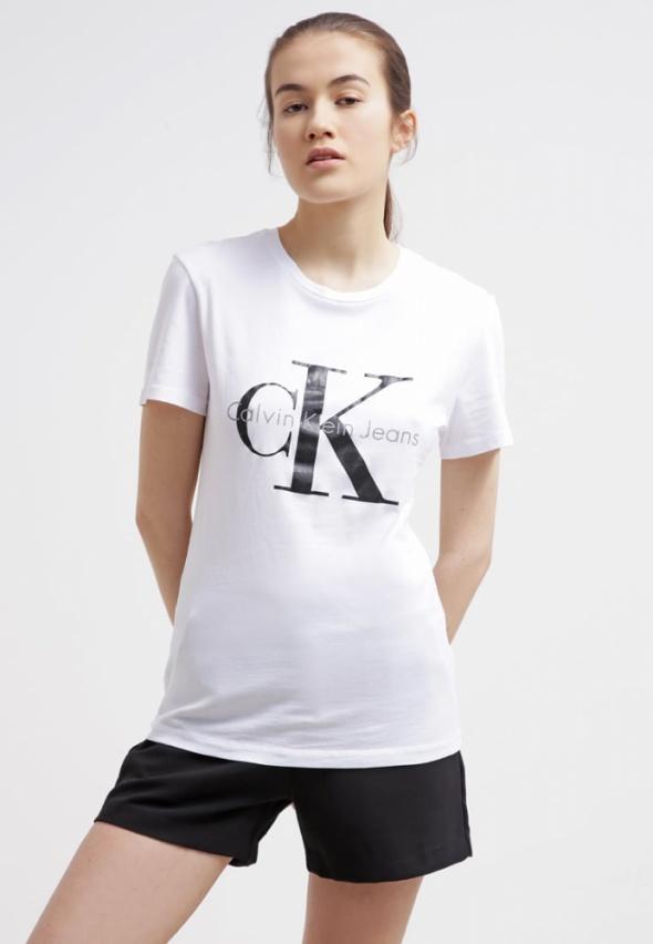Koszulka Calvin Klein biała XS...