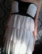 Biała sukienka Lipsy r M na L