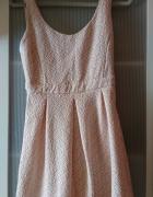Stadivarious sukienka rozkloszowana