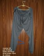 spodnie dresowe z wstawkami elo skóra 46
