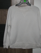 Biała bluza