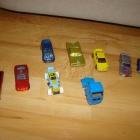 Samochodziki zestaw