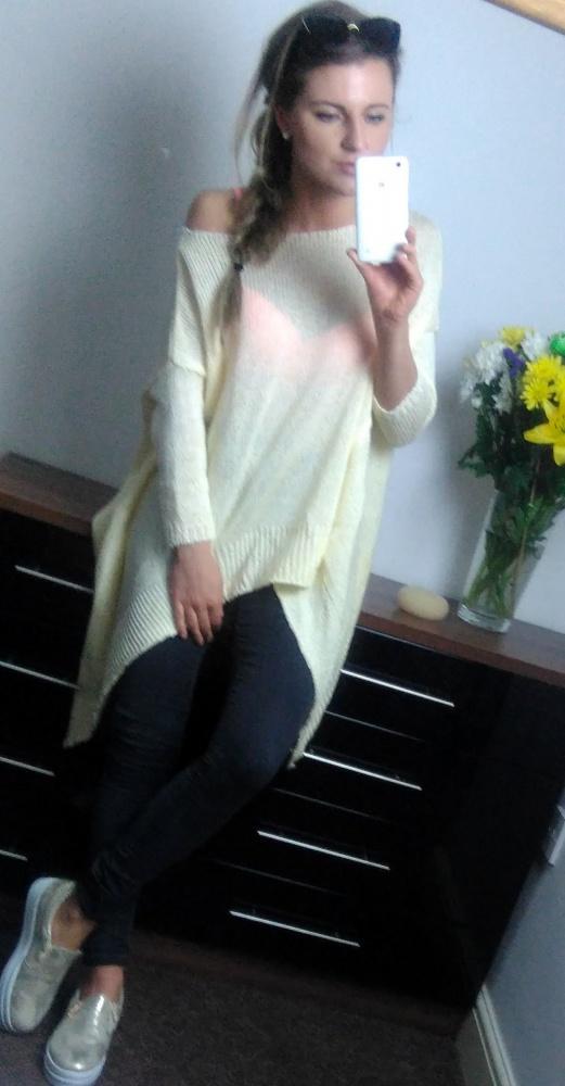 Mój styl Sweterek