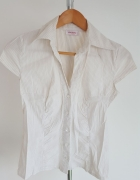 Elegancka koszulka bluzeczka biała Orsay M