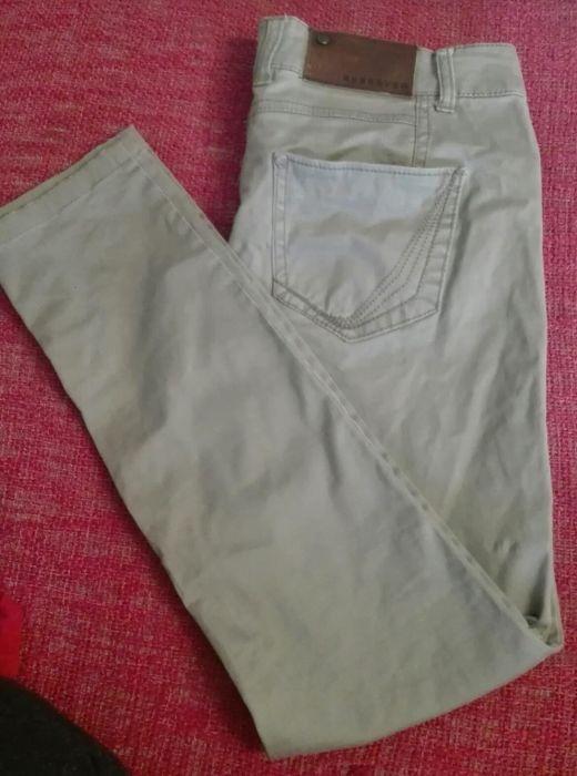 Spodnie Spodnie Reserved super stan roz M