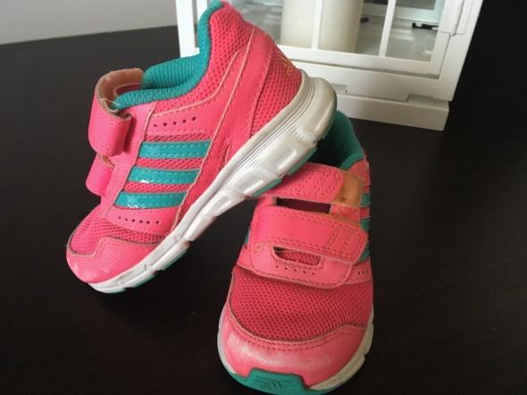 Sportowe Adidasy dla dziewczynki 23