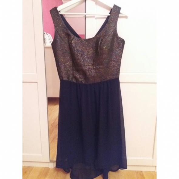 Suknie i sukienki Sukienka asymetryczna