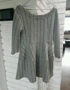 sukienka z warkocze 36