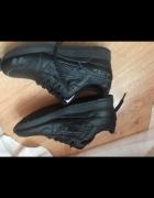 adidasz ASICS buty sportowe czarne...