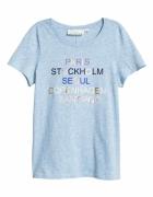 Koszulka H&M z nadrukiem