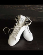 39 Sportowe buty REEBOK top down snaps Skóra
