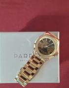 Złoty zegarek Parfois
