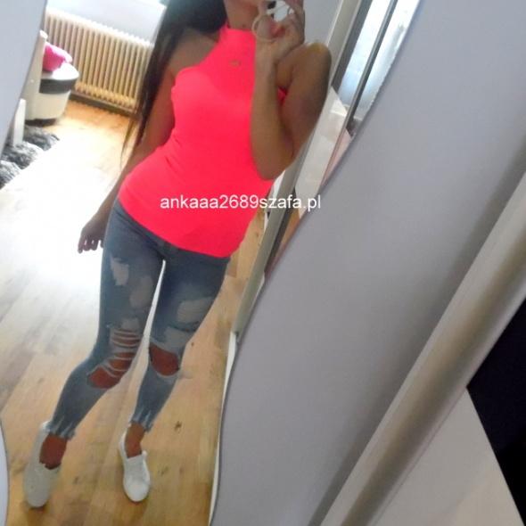 jeans & neon