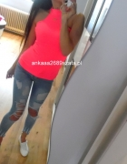 jeans & neon...