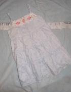 Sukienka dla dziewczynki 86 92