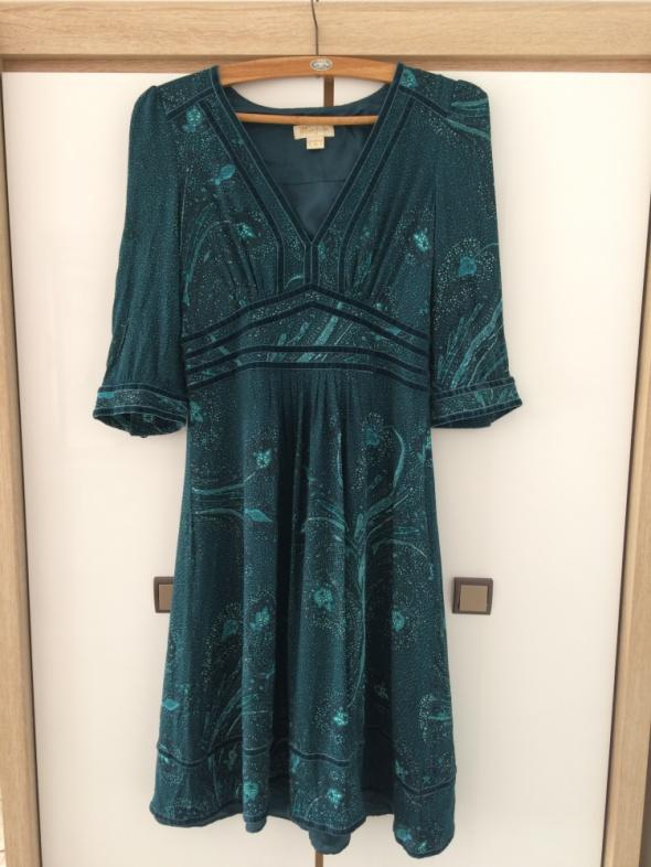 Suknie i sukienki Zielona sukienka