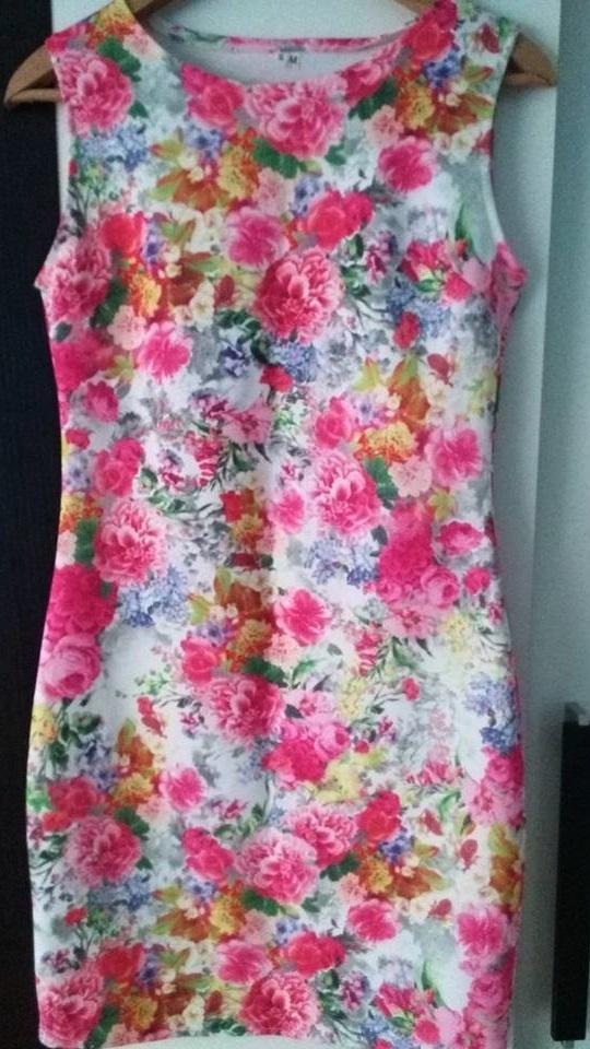 Ubrania Sukienka floral vintage xs