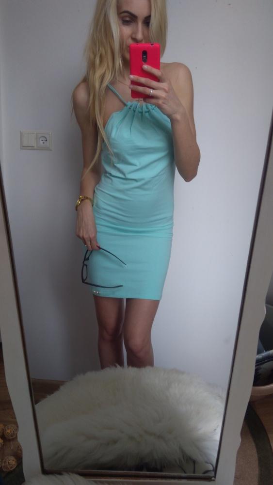 Suknie i sukienki Nowa miętowa sexi cudoo