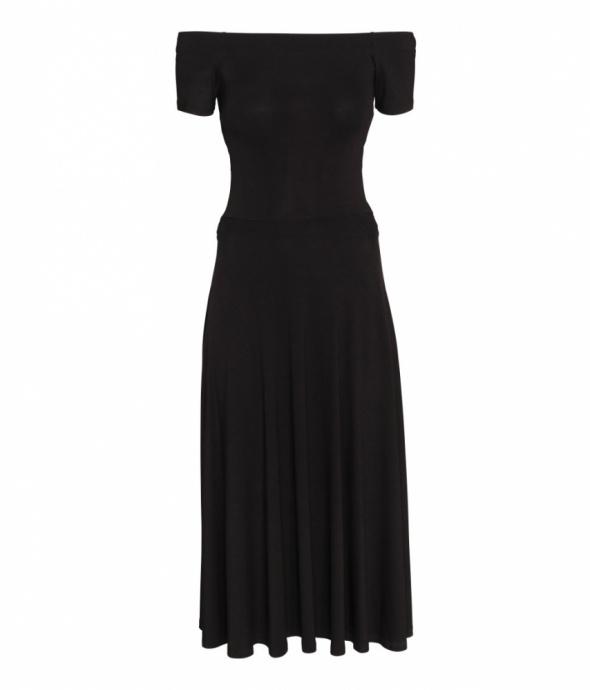 Ubrania sukienka h&m off shoulder