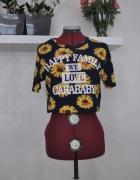 kwiecista koszulka