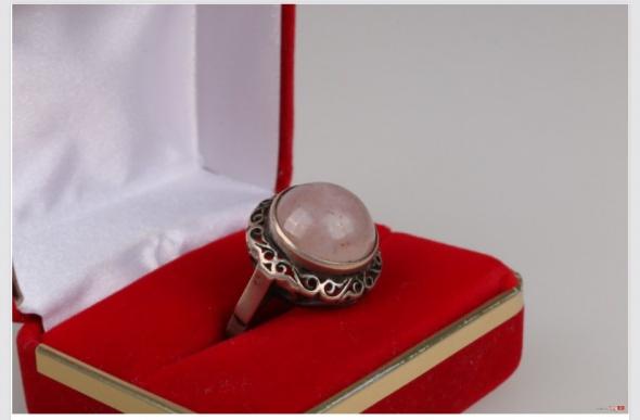 pierścionek Warmet