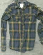 Koszula C&A XS 34 kratka