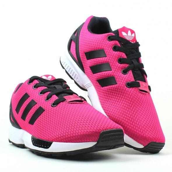06e53ab07 Adidas ZX Flux M19387 różowe czarne 40 41 w Sportowe - Szafa.pl
