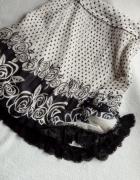 spódniczka plisowana na karczku