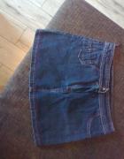 spódniczka jeansowa rozm M