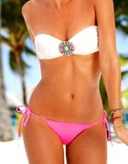 biżuteryjne bikini asos jak victoria secret