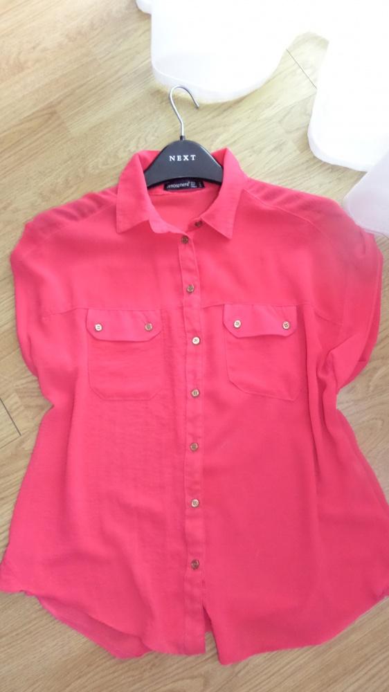 neonowa koszula