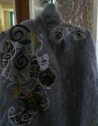 płaszcz kurtka narzutka retro vintage