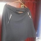 Nowa spodniczka z zamkami