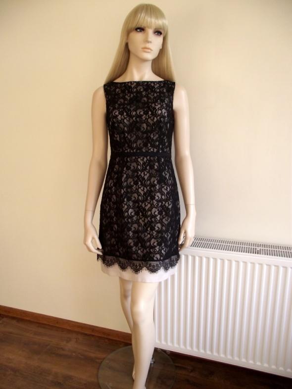 00daf918 Piękna czarna koronkowa sukienka Coast w Suknie i sukienki - Szafa.pl