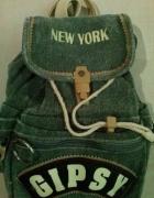 Mały plecak NEW YORK modny